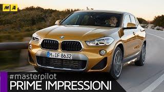 Download BMW X2 - Stile giovane e dimensioni compatte. Si guida bene ma...   Primo test Video