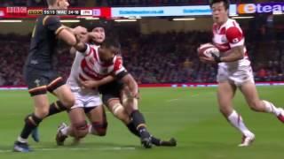 Download Highlights: Wales 33 - 30 Japan | WRU TV Video