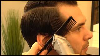 Download How to cut Long Men's Haircut, Scissors + Clippers Video