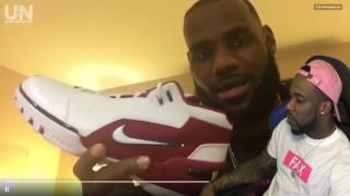 Download Reacting To Lebron James Important Message! HIS NEW SHOE RETROS REVEAL! Video
