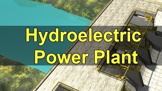 Download Hydroelectric Power Plant Video