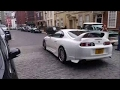 Download Cars leaving Queen's Square Breakfast Club Meet - August 2016 Video
