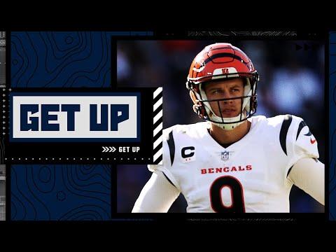 Joe Burrow reminds Rex Ryan of Tom Brady | Get Up