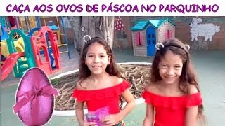Download CAÇA AOS OVOS DE PÁSCOA NO PARQUINHO Video