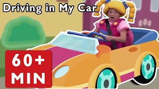 Download Nursery Rhymes for Kids by Mother Goose Club | Driving in My Car + Road Trip Adventure Baby Songs Video