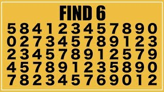 Download How Good Are Your Eyes? 92% fail |Solve this in 15s|Find the odd one out Video