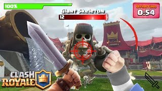 Download Clash Royale in the FUTURE! Virtual Reality 360 + Card Concepts! Video