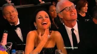 Download Golden Globes 2016 Mark Wallenberg and Will Ferrell Video
