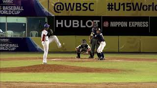 Download Highlights: Japan v Dominican Rep - U-15 Baseball World Cup 2018 Video