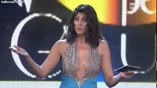 Download Elisa isoardi SPACCO E SCOLLATURA PROFONDA Video