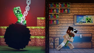Download ♫ ″Wrecking Mob″ - A Minecraft Parody of Miley Cyrus' Wrecking Ball Video