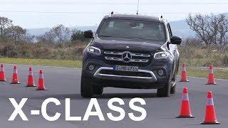 Download 2018 Mercedes X-Class - Challenger Test Video