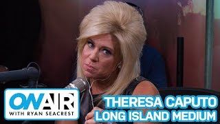 Download Theresa Caputo Connects With Spirit of A Murdered Father | On Air with Ryan Seacrest Video
