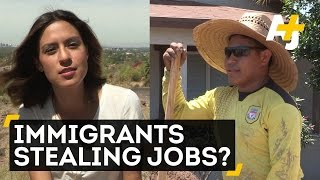 Download Are Immigrants Stealing American Jobs? Video