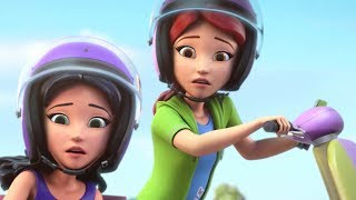 Download Change Of Address | LEGO Friends | Full Episode by Disney Video