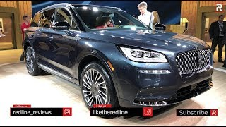 Download 2020 Lincoln Corsair – Redline: First Look – 2019 NYIAS Video