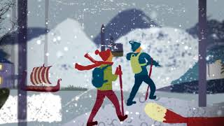 Download Seasons Greetings from all of us in Fáilte Ireland Video