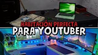 Download LA HABITACIÓN PERFECTA PARA UN YOUTUBER Video