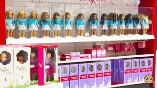 Download Back To School + American Girl + Toy Hunt Shopping Video - Cookie Swirl C Vlog Video