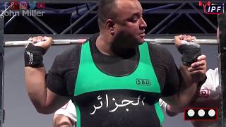 Download Ilyas Boughalem - 904kg 4th Place 120+kg - IPF World Classic Powerlifting Championships 2018 Video