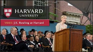 Download J.K. Rowling Harvard Commencement Speech | Harvard University Commencement 2008 Video