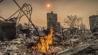 Download 8 most destructive wildfires in California history Video