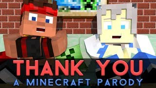 Download ♫ ″Thank You!″ - A Minecraft Parody of MKTO's Thank You (Music Video) Video
