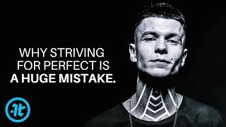 Download Why Striving for Perfect Is a Huge Mistake Video