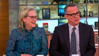 Download Meryl Streep and Tom Hanks on the relevance of ″The Post″ today Video