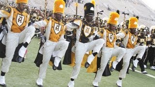 Download Alabama State Marching in Magic City Classic Video
