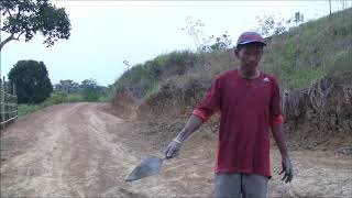 Download DAY 1 CEMENTING THE DIFFICULT AND TRICKY ROAD PROJECT Video