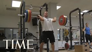 Download Four-Man Boblsed | How They Train | TIME Video