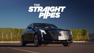 Download 2017 Cadillac CT6 3.0 Twin Turbo - First Drive Video