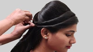 Download Easy Braid Hairstyle Tutorial 2018 | hairstyle for wedding/function/party | Hairstyles for long hair Video