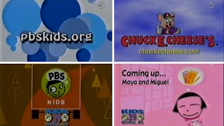 Download PBS Kids Program Break (2006 WFWA-TV) Video