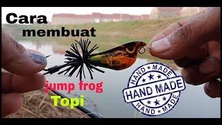 Download Cara membuat jump frog topi. Actionya ngerih.. Video