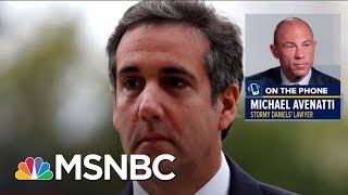 Download Michael Avenatti: 'I Feel Sorry' For Trump 'Scapegoat' Cohen | The Beat With Ari Melber | MSNBC Video