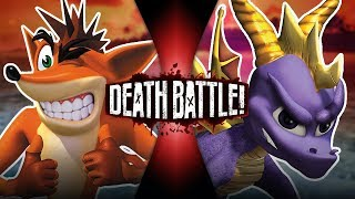 Download Crash VS Spyro | DEATH BATTLE! Video