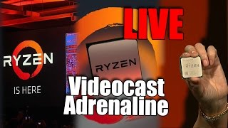 Download Videocast Adrenaline LIVE! Video