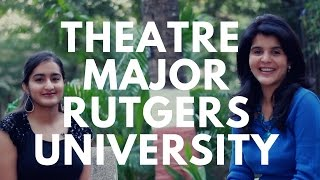 Download College Experience - Theatre Major at Rutgers University #ChetChat Video