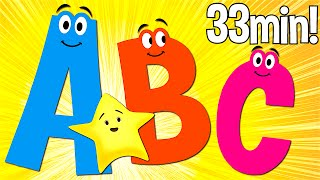 Download ABC Songs for Kids | A to Z (Uppercase) | Super Simple ABCs Video