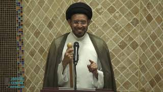 Download Jumah Khutbah ″Etiquettes for True Happiness″ 01/04/2019 Maulana Syed Hussain Ali Nawab Video