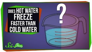 Download Does Hot Water Freeze Faster Than Cold Water? Video