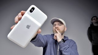 Download Is The iPhone Smart Battery Case Worth The Price? Video