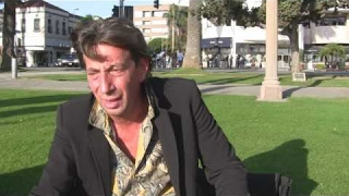 Download Santa Monica homeless man used to work as an accountant. Video