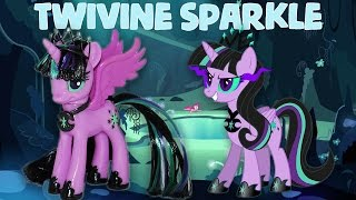 Download Custom TWIVINE SPARKLE || TWILIGHT SPARKLE'S EVIL TWIN MLP My Little Pony Tutorial Video