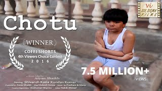 Download Chotu | Award Winning Indian Short Film starring Shivansh Kotia | Six Sigma Films Video