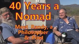 Download 40 Years a Nomad: Meet Randy Vining from ″Without Bound″ Fame Video