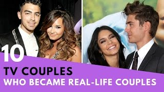 Download 10 TV Couples Who Became Real Life Couples! Video