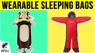 Download 10 Best Wearable Sleeping Bags 2019 Video